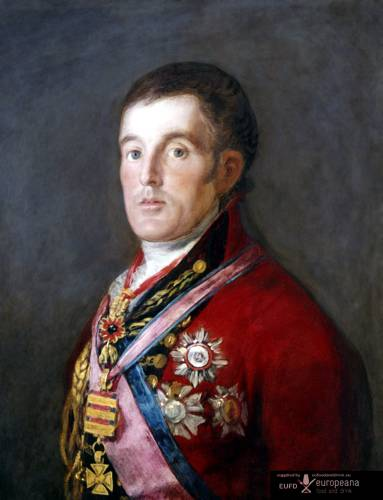 Portrait of the Duke of Wellington by Goya It is believed Beef Wellington was named after the Duke of Wellington, British hero of the Battle of Waterloo.