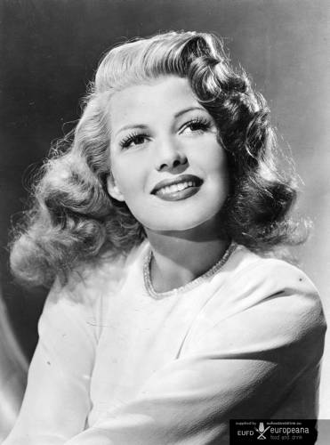 Rita Hayworth, glamorous Columbia star and actress. 5 January 1947 Enrique Bastate Gutierrez claimed he invented the drink Margarita in Tijuana in the 1940s for Rita Hayworth. Hayworth's real name was Margarita Cansino.